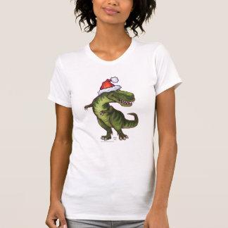 Tyrannosaurus Christmas Tshirts