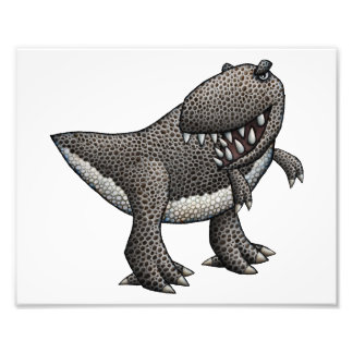 Tyrannosaurus Illustration Photo