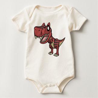 Tyrannosaurus Rex Baby Grow Baby Bodysuit
