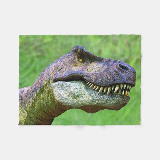 Tyrannosaurus Rex Blanket