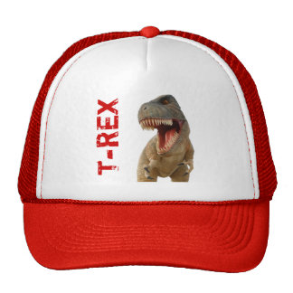 Tyrannosaurus Rex Trucker Hat