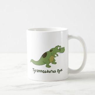 Tyrannosaurus Rex Cartoon Mug