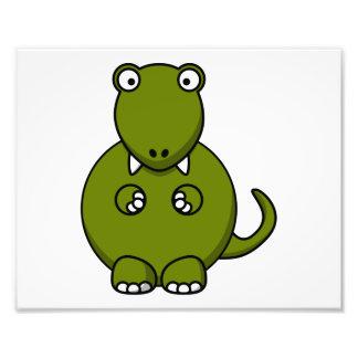 Tyrannosaurus Rex Cartoon Photograph
