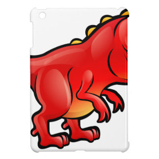 Tyrannosaurus Rex Dinosaur Cartoon Character iPad Mini Covers