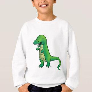 Tyrannosaurus Rex Dinosaur cartoon Sweatshirt