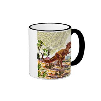 Tyrannosaurus Rex Dinosaur Mugs