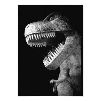 Tyrannosaurus Rex Invitation