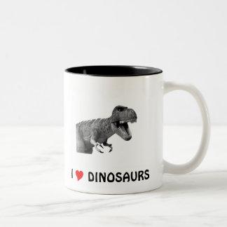 Tyrannosaurus Rex Two-Tone Mug