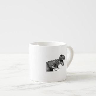 Tyrannosaurus Rex Espresso Mug
