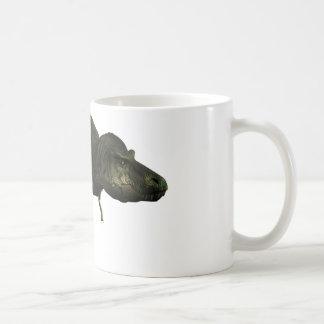 Tyrannosaurus rex coffee mugs