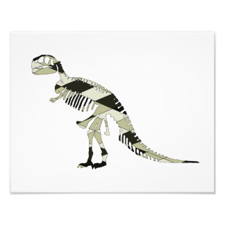 Tyrannosaurus Rex Photo Art