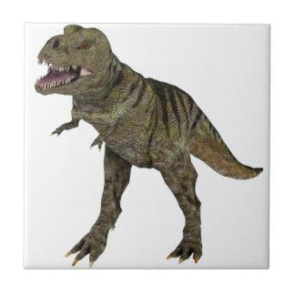 Tyrannosaurus-Rex Ceramic Tile