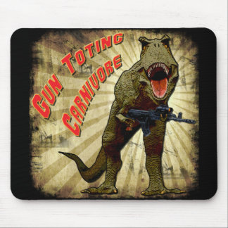 Tyrannosaurus Rex w/ AK Mouse Mat