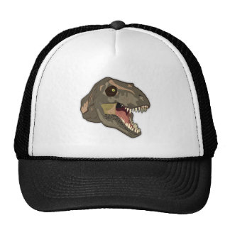 Tyrannosaurus STRIKES Cap