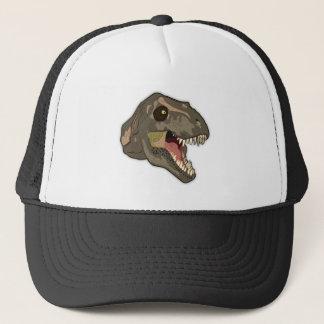 Tyrannosaurus STRIKES Trucker Hat