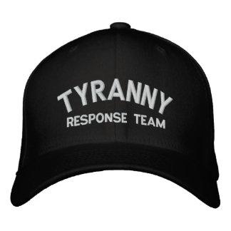 Tyranny Response Team Embroidered Hat