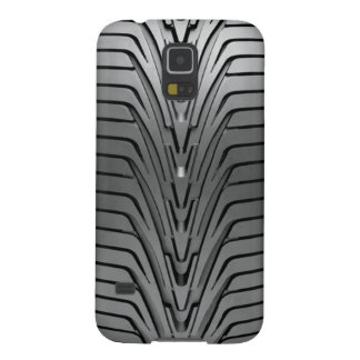 Tyre tread pattern novelty cases for galaxy s5