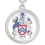 Tyrell Family Crest Custom Jewelry