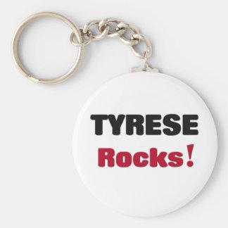 Tyrese Rocks Keychains