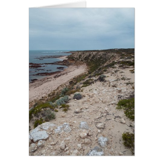 Tyringa Coastline Card