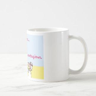 tyrmay iraq war arab be nice it's contagious candy coffee mug