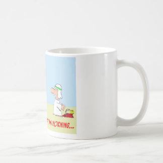 tyrmay marine corps iraq war stayed bed coffee mug