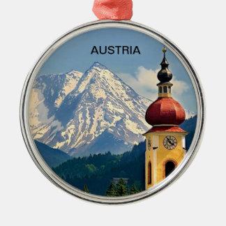 TYROL, AUSTRIA CHRISTMAS ORNAMENT