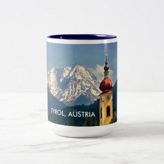 TYROL AUSTRIA   COFFEE/TEA MUG
