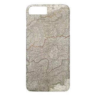 Tyrol, Voralberg, Liechtenstein iPhone 8 Plus/7 Plus Case