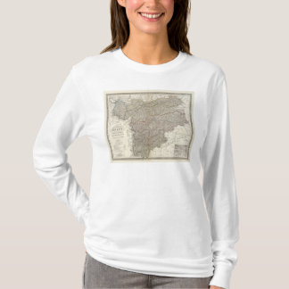 Tyrol, Voralberg, Liechtenstein T-Shirt