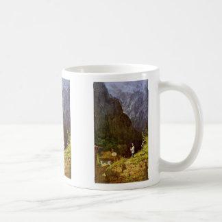 Tyrolean Toll House By Spitzweg, Carl Coffee Mugs
