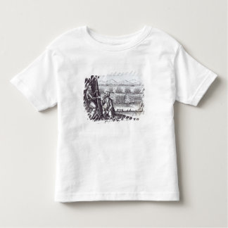 Tyrone's False Submission to the Lord Deputy Toddler T-Shirt