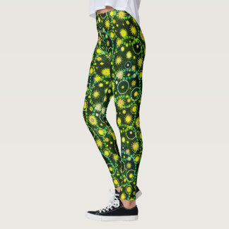 Tysonia Suns Greenleaf Leggings