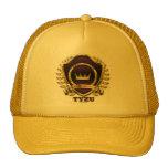 TYZU Badge Cute Trucker Hat Funny Baseball Cap