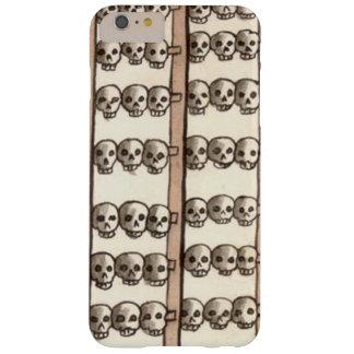 Tzompantli Skull Rack Aztec Barely There iPhone 6 Plus Case