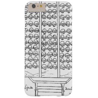 Tzompantli Skull Rack Codex Duran Barely There iPhone 6 Plus Case