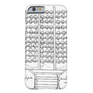 Tzompantli Skull Rack Codex Duran Barely There iPhone 6 Case
