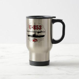 U-853 Dive Mugs
