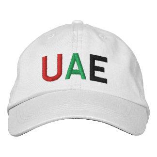 U.A.E. Adjustable Hat Baseball Cap