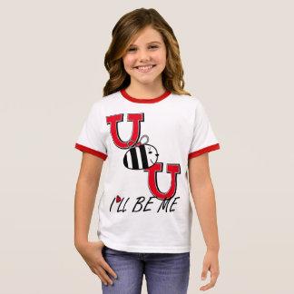 U B U I'll BE ME B-SHIRT Ringer T-Shirt