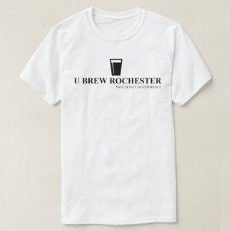 U Brew Rochester Basic T-Shirt