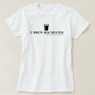 U BRew Rochester T - Shirt Womens