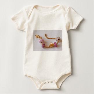U-chain by MelinaWorld Jewellery Baby Bodysuit