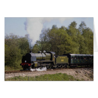 U Class No. 1618 near Horsted Keynes on the Bluebe Card