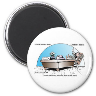 U Dont Know Jack Shinola Funny Offbeat Gifts Tees 6 Cm Round Magnet