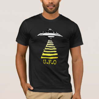 U.F.O - Yellow T-Shirt