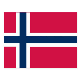 U for ugle Norwegian flash cards matching cards Post Card