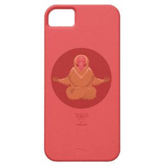U is for Uakari iPhone 5 Case