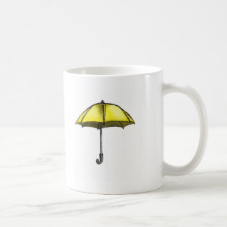 U is for Umbrella Coffee Mug
