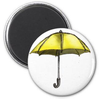 U is for Umbrella Magnets